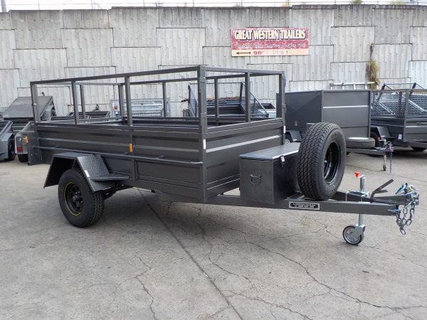 10 X 6 Hyd 2 Tonne A Axle 13