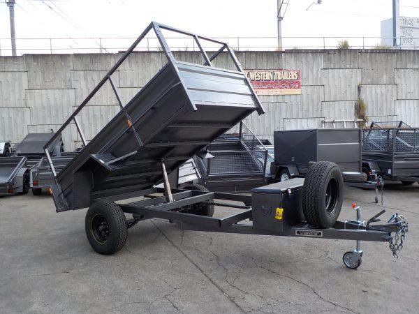10 X 6 Hyd 2 Tonne A Axle 8