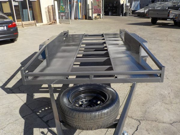 14 Foot Car Trailer 6