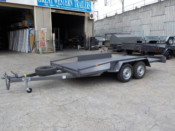 2 Tonne 14  x 66 Car Trailer 5