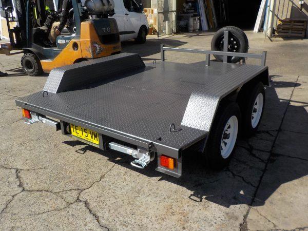 2500 x 1600 Flat Bed 3 tonne 2