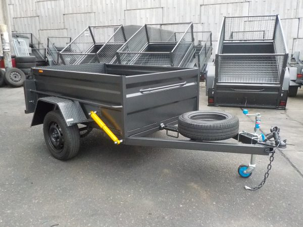 6 x 4 Golf Tipper 6