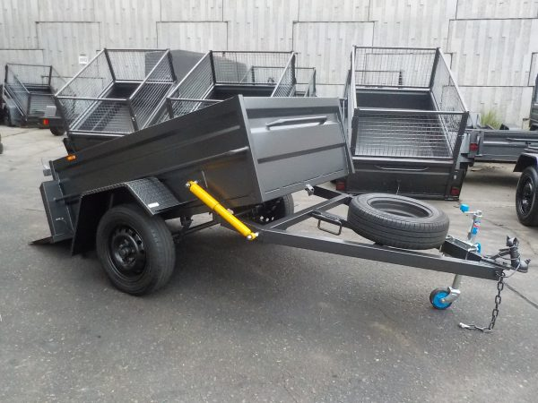 6 x 4 Golf Tipper 7 1