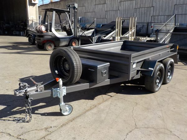 8 x 5 Hyd and ramps 9