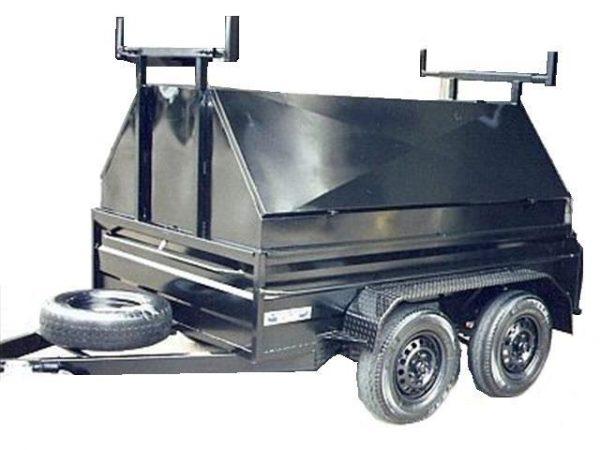 8 x 5 PMG 600 Black